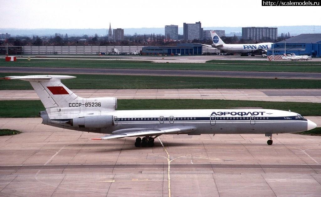 #1159378/ Rus Air+Звезда 1/144 Ту-154Б-2 СССР-8...(#6461) - обсуждение Закрыть окно
