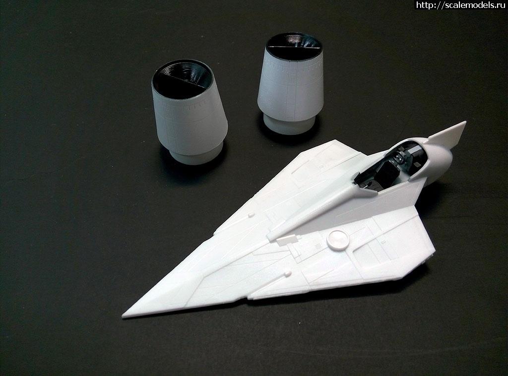 #1168844/ 1/72 FineMolds Delta-7 Fighter StarWars Закрыть окно