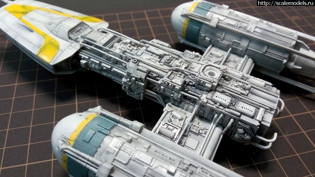 "#1173502/ 1/72 ""Bandai"" BTL-A4 Y-Wing Attack  - Готово! Закрыть окно"