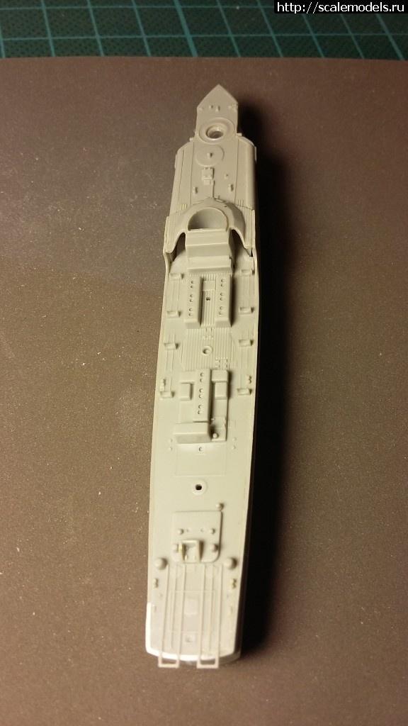 Trumpeter  Schellboot  S100 1/350 ГОТОВО Закрыть окно