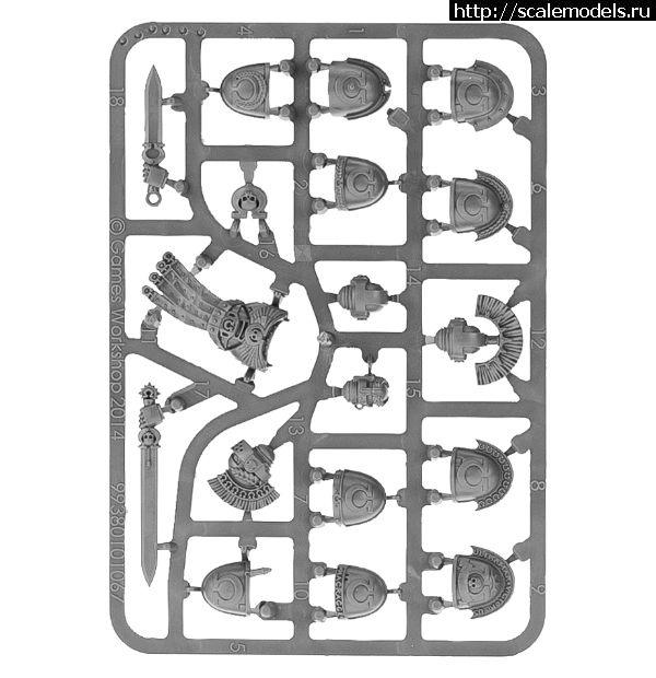 #1183841/ W40k Ордена первого основания 28mm ГОТОВО Закрыть окно