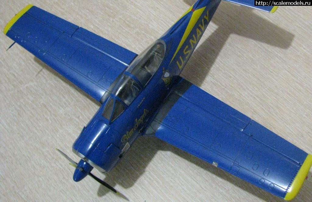 #1191359/ AMG 1/48 T-28 Trojan Blue Angels(#9112) - обсуждение Закрыть окно