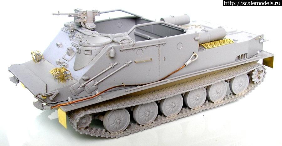 #1201153/ Анонс TankMania 1/48 БТР-50П(#9142) - обсуждение Закрыть окно