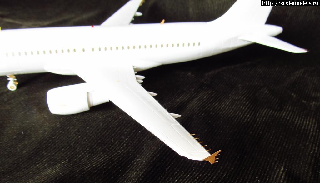 Анонс Metallic Details 1/144 Airbus A319 Закрыть окно