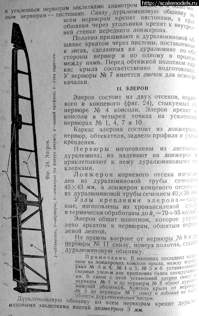ТО самолёта И-16 с мотором М-63 Закрыть окно