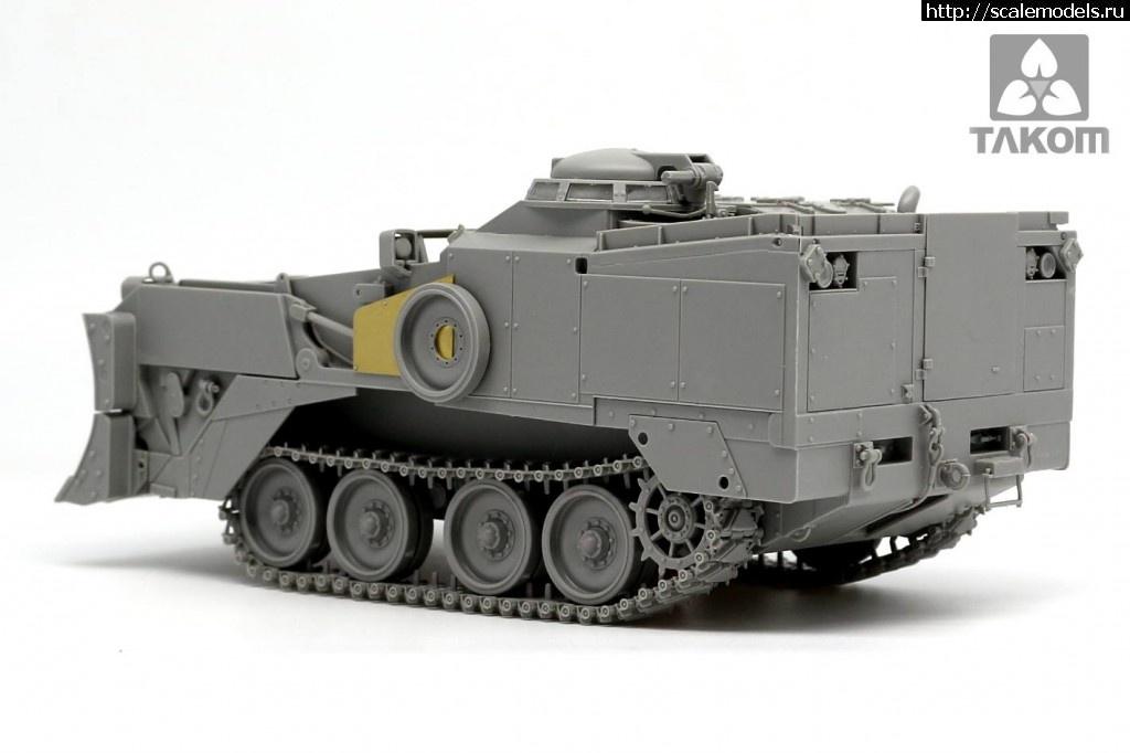 Просмотр картинки : Takom 1/35 Armored Combat Earthmover
