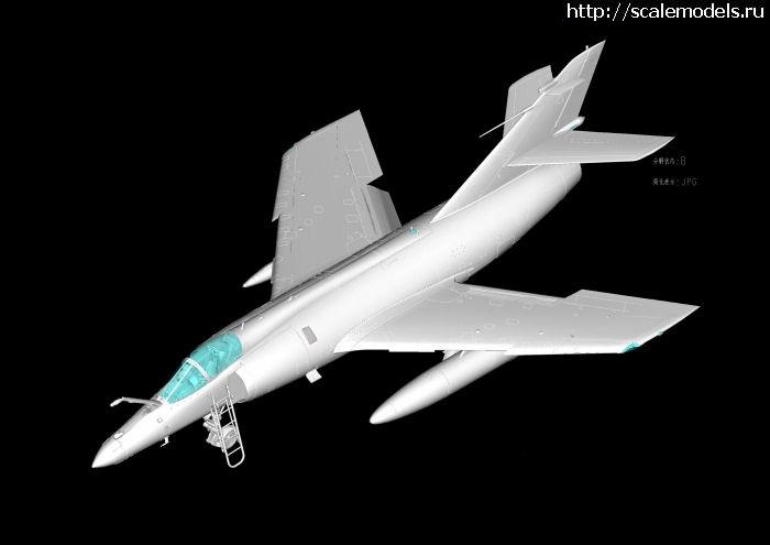 Kitty Hawk 1/48, Dassault-Breguet Super Etendard Закрыть окно