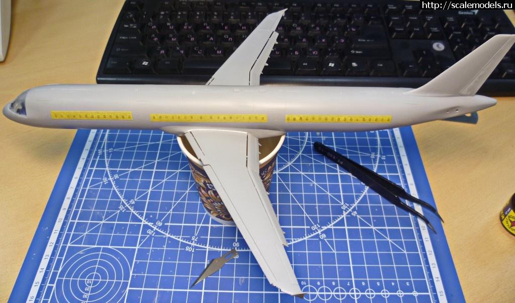 #1537938/ 1/144 Звезда А-321, EgyptAir-ГОТОВО Закрыть окно